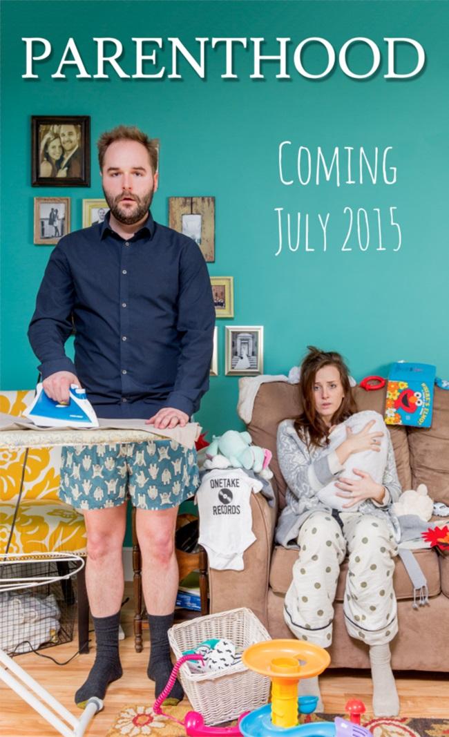 """""""Làm cha mẹ"""" phiên bản tháng 7.2015"""