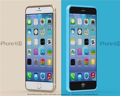 iPhone 6S sẽ được nâng cấp 2GB RAM và cài đặt sẵn thẻ SIM - 1