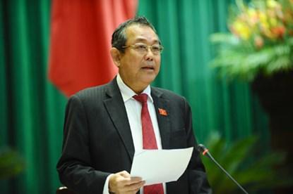 Ủy ban Thường vụ Quốc hội chất vấn về tình hình oan sai - 1