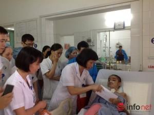 Nữ bác sĩ hồi sức cấp cứu và những đêm trực dài bất tận
