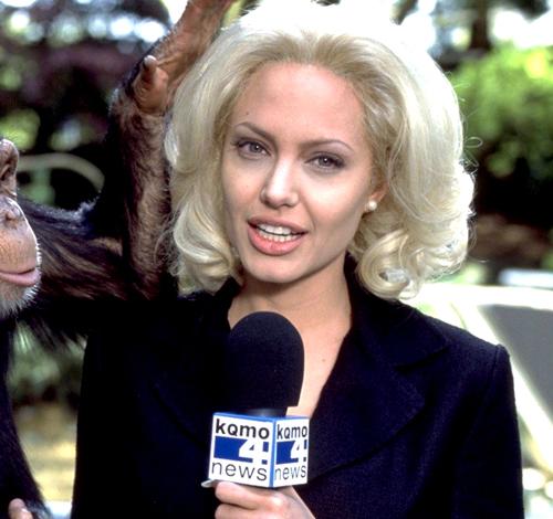 9 mỹ nhân Hollywood xuống sắc với mái tóc vàng hoe - 1