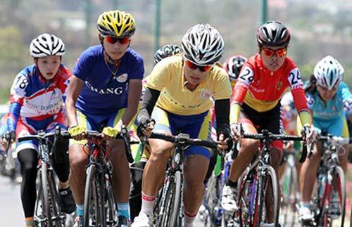 Giải đua xe đạp nữ quốc tế Biwase 2015: 22 giây và 3 điểm - 1