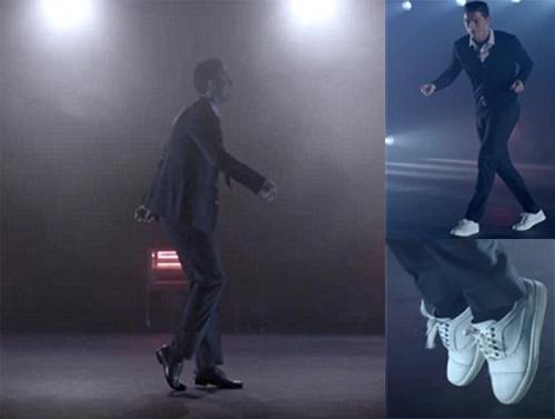 CR7 trổ tài nhảy theo phong cách Micheal Jackson - 1