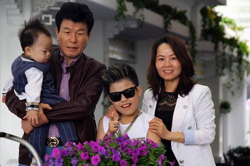 PSY nhí tiết lộ món quà ý nghĩa tặng mẹ ngày 8/3 - 2