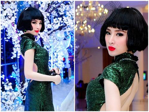 """Top trang phục gây """"ồn ào"""" của người đẹp Việt - 12"""
