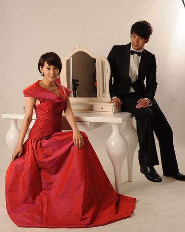 Cựu Hoa hậu Oh Hyun Kyung vào vai bị chồng cắm sừng - 4