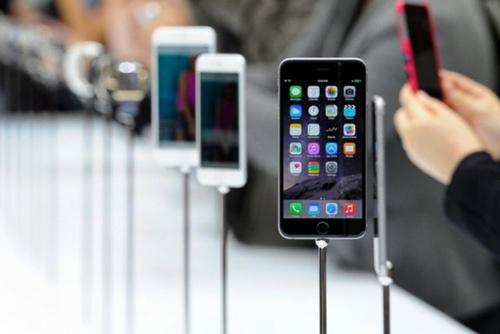 Apple 'hạ' Samsung để trở lại ngôi vương smartphone - 1