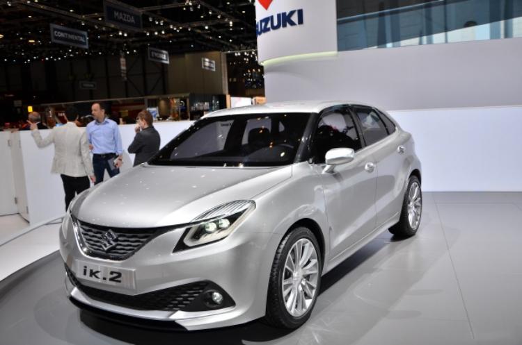 Suzuki iK-2 giá 190 triệu đồng hợp với dân văn phòng - 1