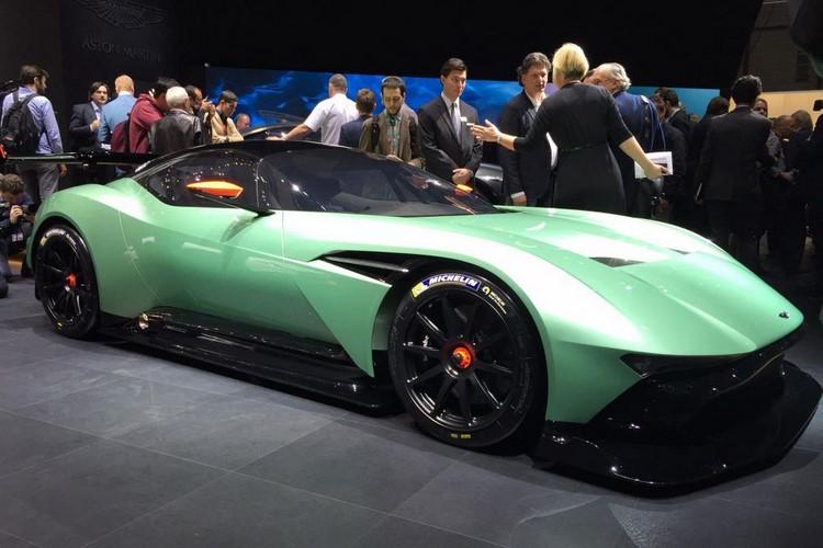 Toàn cảnh dàn siêu xe quần tụ tại Geneva 2015 - 10