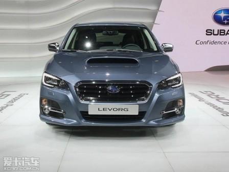 Subaru LEVORG sẽ bán ra tại châu Âu trong năm nay - 2