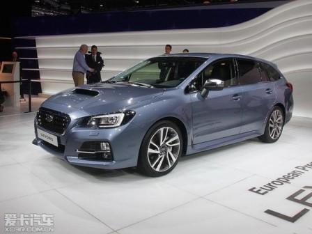 Subaru LEVORG sẽ bán ra tại châu Âu trong năm nay - 1