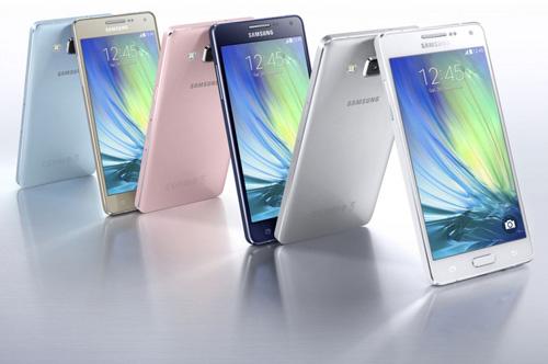 Loạt Smartphone Samsung mới giá rẻ cấu hình cao hút khách - 1
