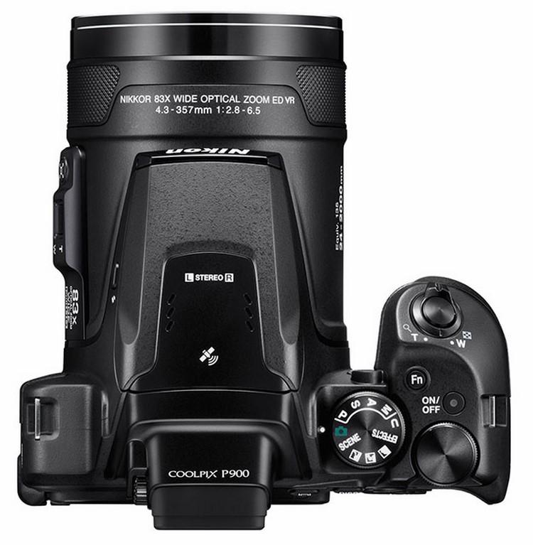 Cận cảnh máy ảnh siêu zoom Nikon Coolpix P900 - 4