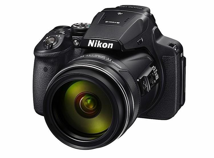 Cận cảnh máy ảnh siêu zoom Nikon Coolpix P900 - 2