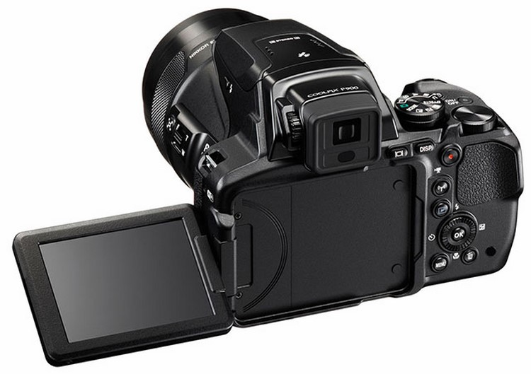 Cận cảnh máy ảnh siêu zoom Nikon Coolpix P900 - 6