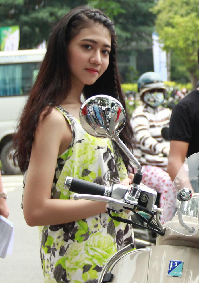 Cháu gái Trang Nhung gây bất ngờ cho cả đoàn phim - 5