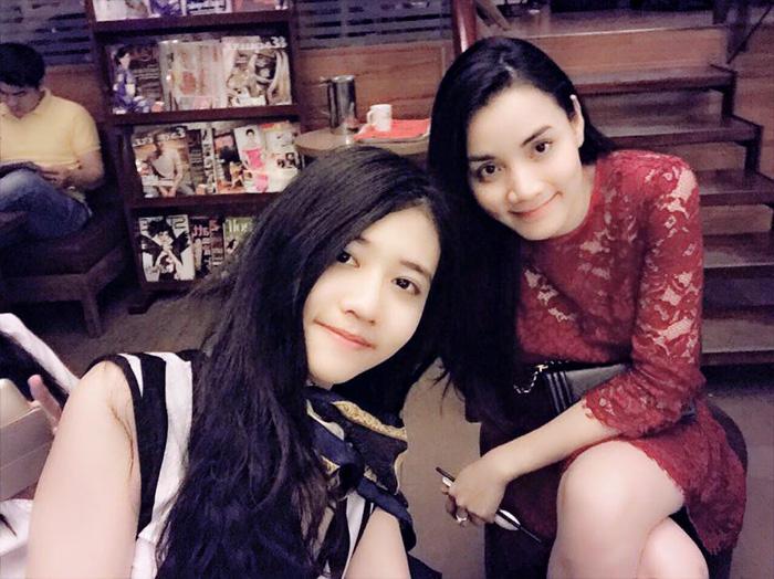Cháu gái Trang Nhung gây bất ngờ cho cả đoàn phim - 1
