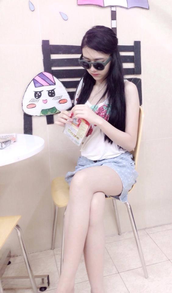 Cháu gái Trang Nhung gây bất ngờ cho cả đoàn phim - 9