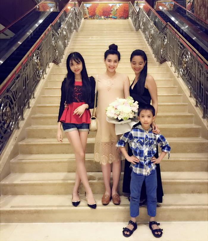 Cháu gái Trang Nhung gây bất ngờ cho cả đoàn phim - 13