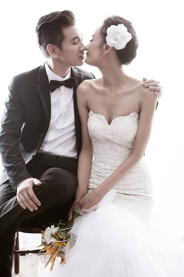 Bí quyết chinh phục chồng Việt kiều của Lê Thúy - 3