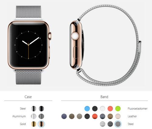 Trang web giúp thỏa sức sáng tạo cho Apple Watch - 1