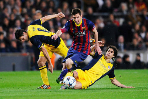 Khám phá bí mật giúp Messi rê bóng tuyệt đỉnh - 1