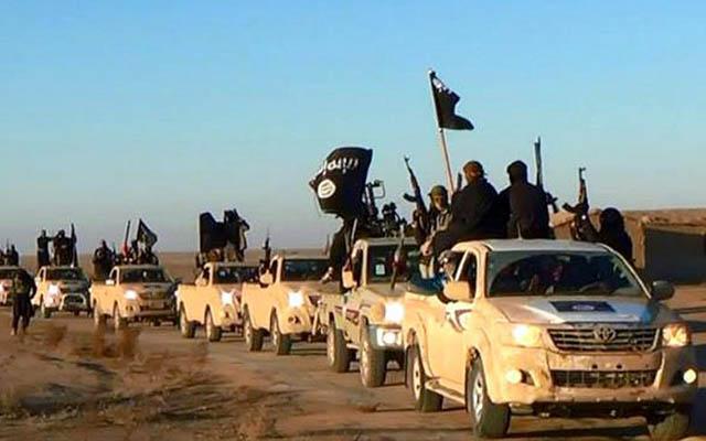 """Phiến quân IS điên cuồng """"san bằng"""" thành phố cổ Iraq - 1"""