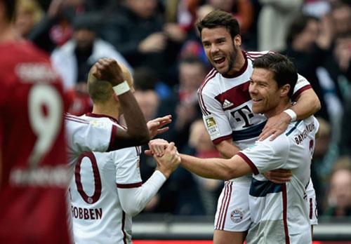 Hannover – Bayern: Lập lại trật tự - 1