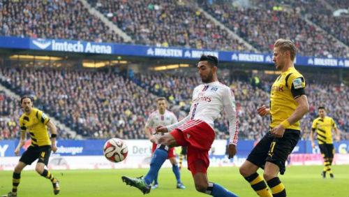 Hamburg – Dortmund: Sa lầy ở Imtech Arena - 1
