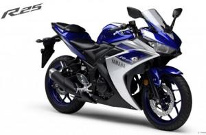 Ra mắt Yamaha R25 ABS giá 96 triệu đồng
