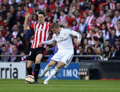 TRỰC TIẾP Bilbao - Real: Bế tắc và bất lực (KT) - 3