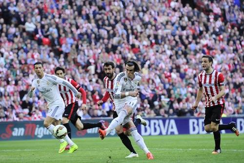 Bilbao - Real: Trong cơn bĩ cực - 1