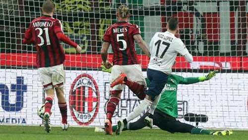 Milan - Hellas Verona: Tột cùng thất vọng - 1