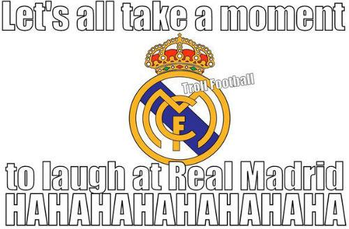 Fan Barca hả hê, giễu cợt Real thua trận - 2