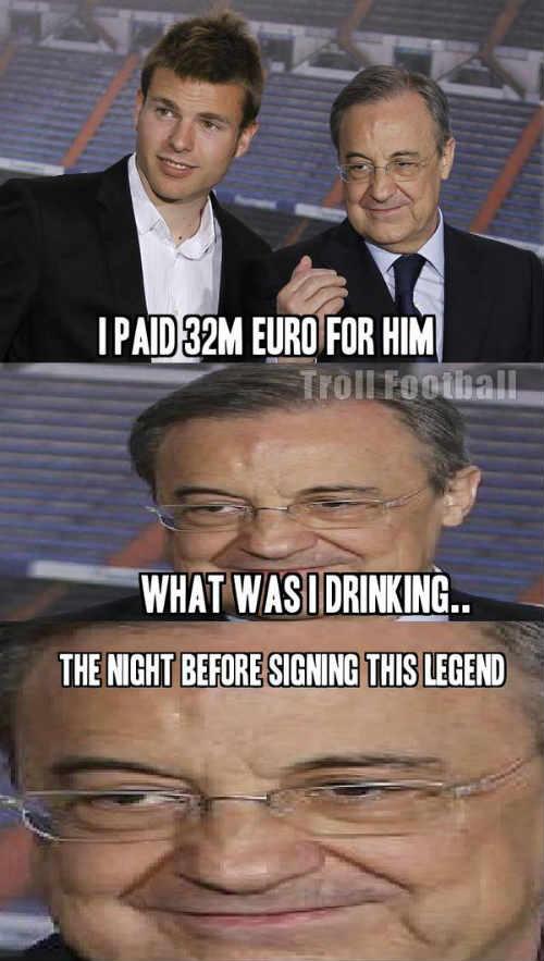 Fan Barca hả hê, giễu cợt Real thua trận - 3