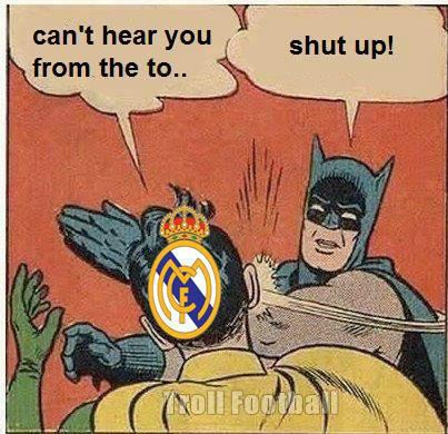 Fan Barca hả hê, giễu cợt Real thua trận - 5