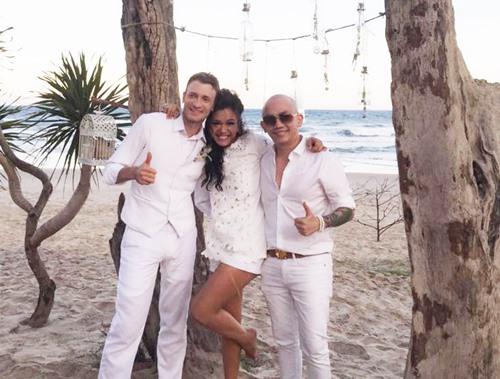 Phương Vy bí mật tổ chức hôn lễ trên bãi biển - 7