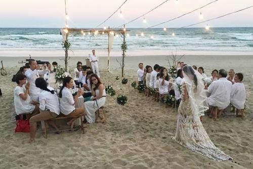 Phương Vy bí mật tổ chức hôn lễ trên bãi biển - 2