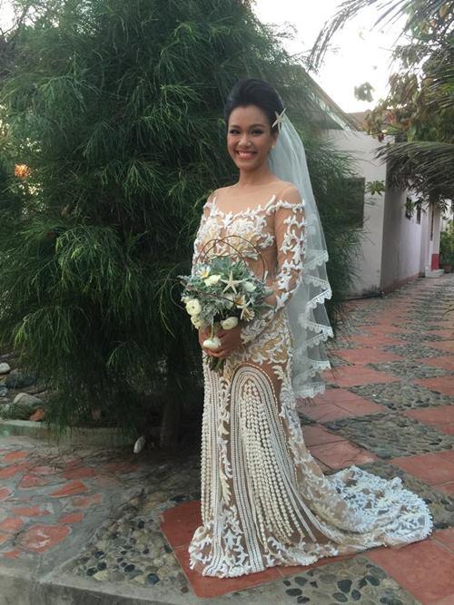 Phương Vy bí mật tổ chức hôn lễ trên bãi biển - 6