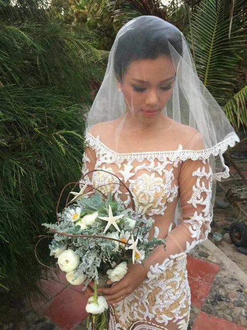 Phương Vy bí mật tổ chức hôn lễ trên bãi biển - 4
