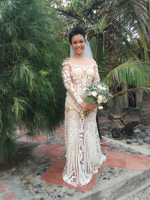 Phương Vy bí mật tổ chức hôn lễ trên bãi biển - 5