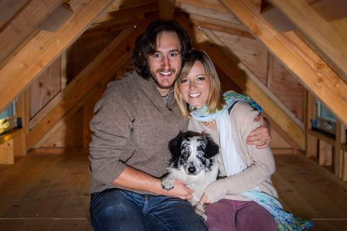 Hai vợ chồng phượt khắp nước Mỹ bằng ngôi nhà tí hon - 1