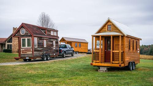 Hai vợ chồng phượt khắp nước Mỹ bằng ngôi nhà tí hon - 8