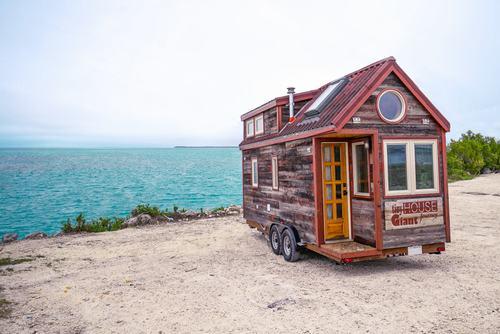 Hai vợ chồng phượt khắp nước Mỹ bằng ngôi nhà tí hon - 13