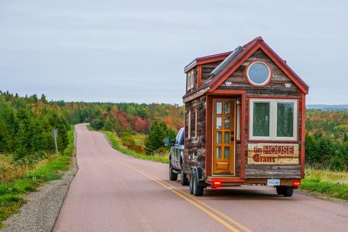 Hai vợ chồng phượt khắp nước Mỹ bằng ngôi nhà tí hon - 14