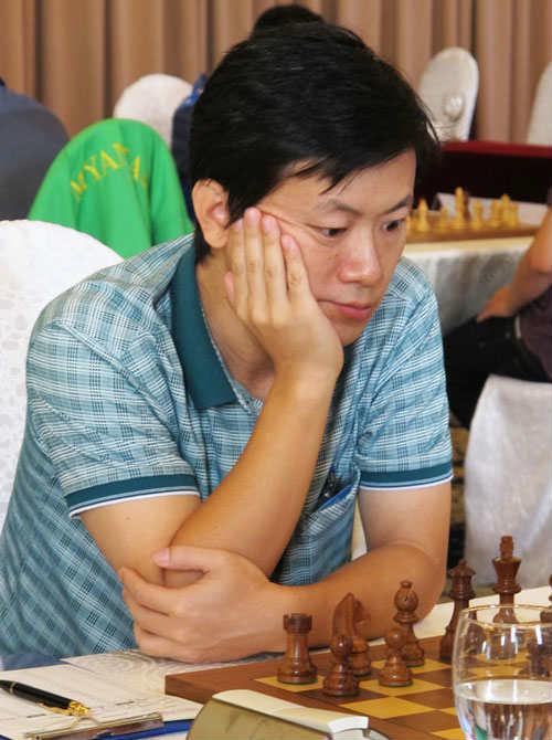 Cờ vua Việt với thách thức từ Trung Quốc - 1