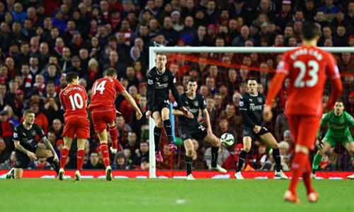 """Liverpool - Blackburn: """"Đất mẹ"""" Anfield - 1"""