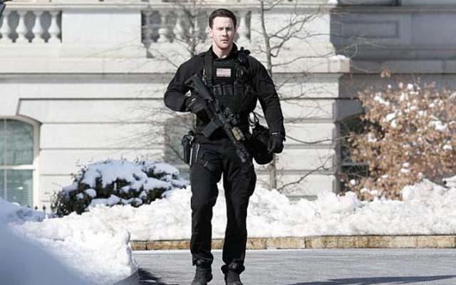 Nhà Trắng bị phong tỏa vì tiếng nổ lớn - 1