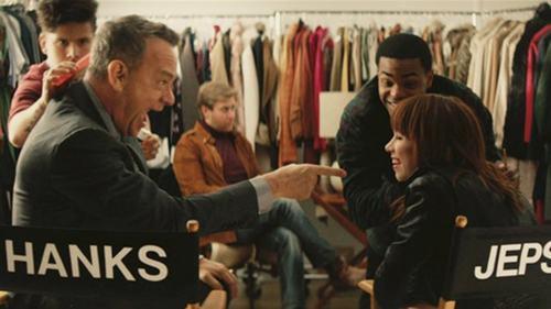 Tom Hanks và Justin Bieber cùng đóng MV ca nhạc - 3