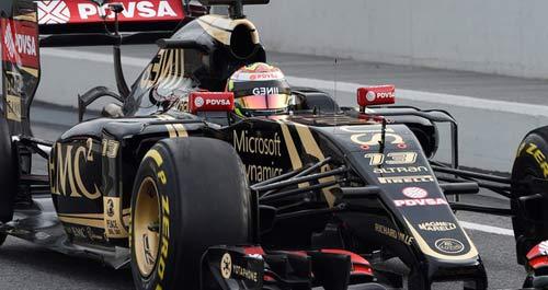 F1 kết thúc thử xe: Khốn khổ McLaren (P2) - 1
